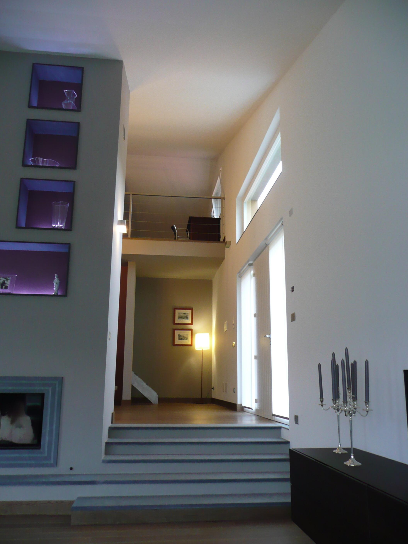 Come progettare una casa in campagna valorizzando i volumi