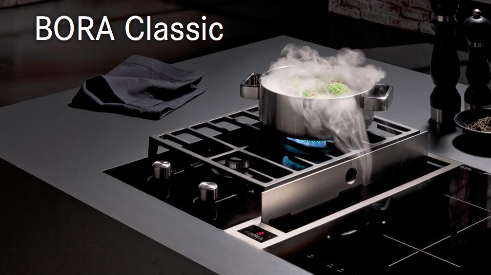 Piani cottura Bora Innovazione in Cucina