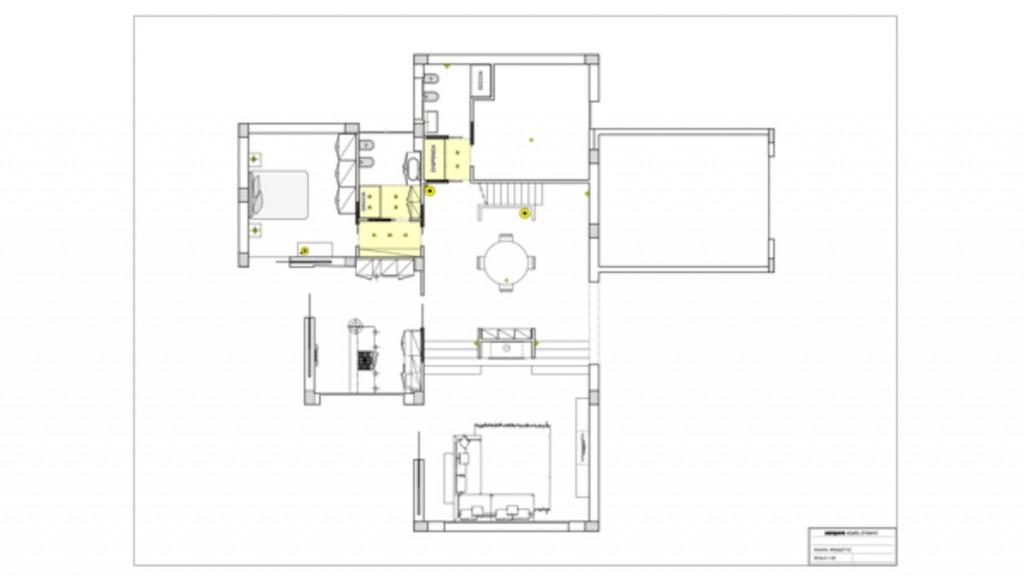 """Progetto Casa """"ristrutturazione chiavi in mano"""""""