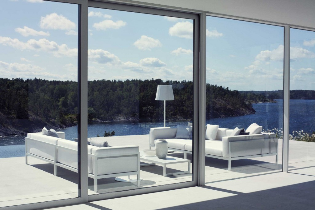 terrazzi total white