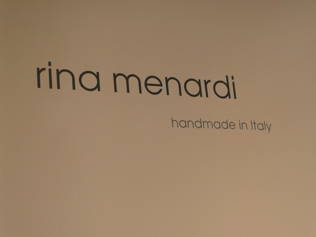 Rina Menardi  salone 2015