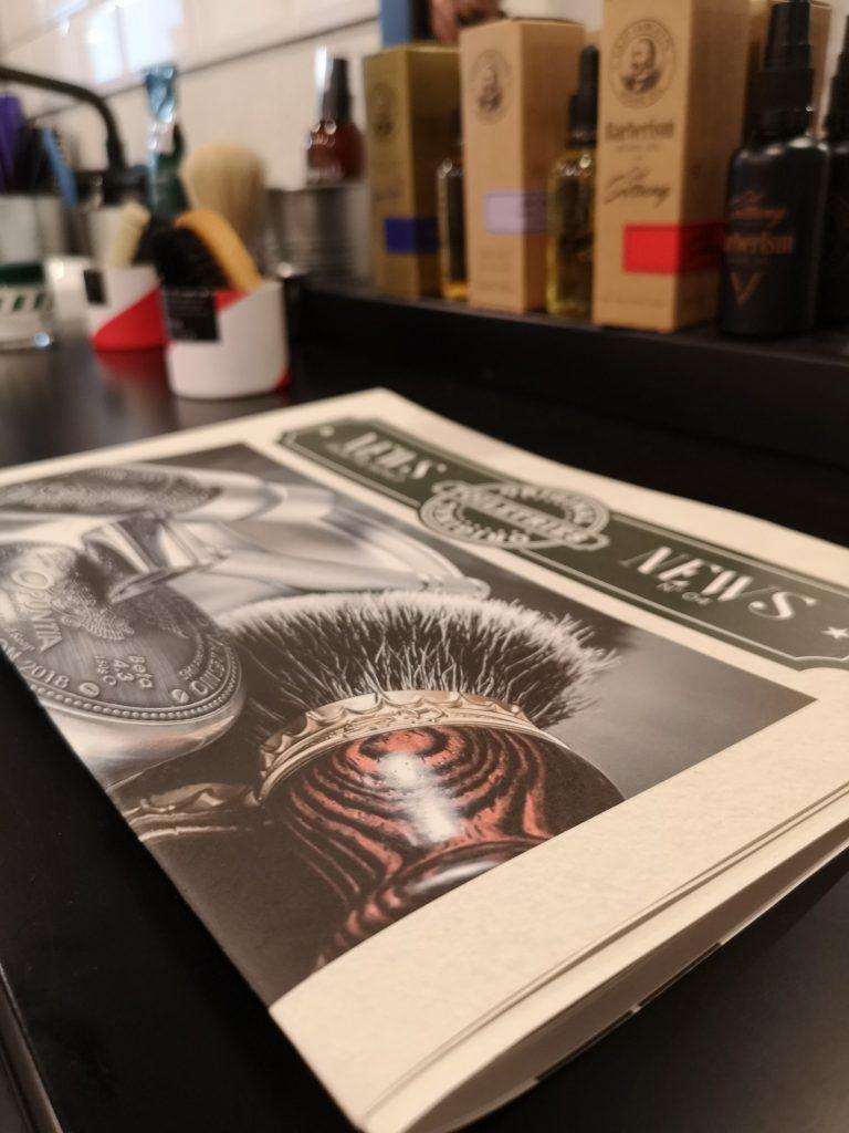 barber shop genova