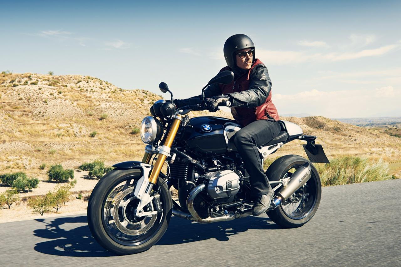Che meraviglia!!Una moto vintage ma moderna…?Pronti…