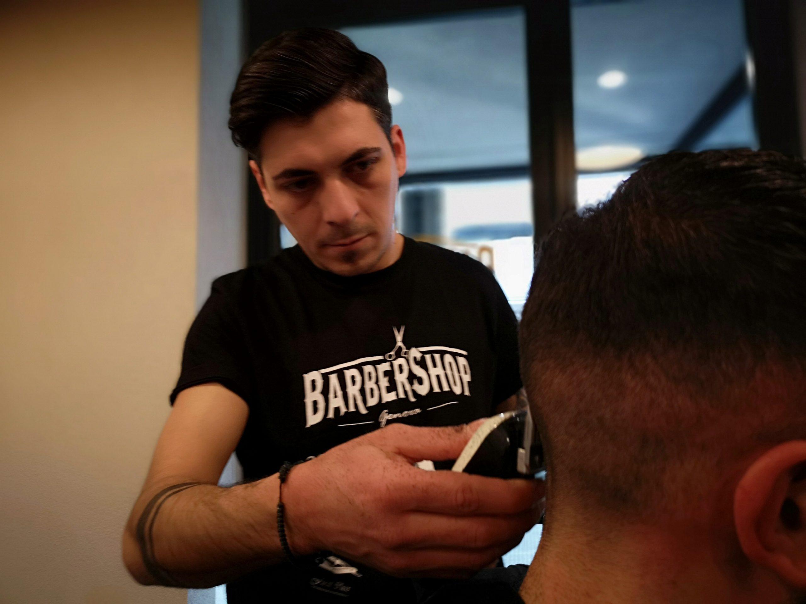 Per tutti gli amanti della barba. Barber Shop Genova.